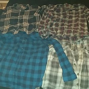 Other - Four Flannels mens medium